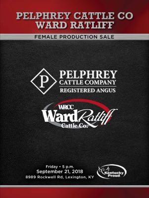 Pelphrey Cattle/Ward Ratliff Cattle